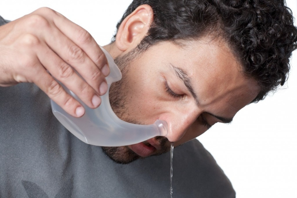 Neti Pot Man