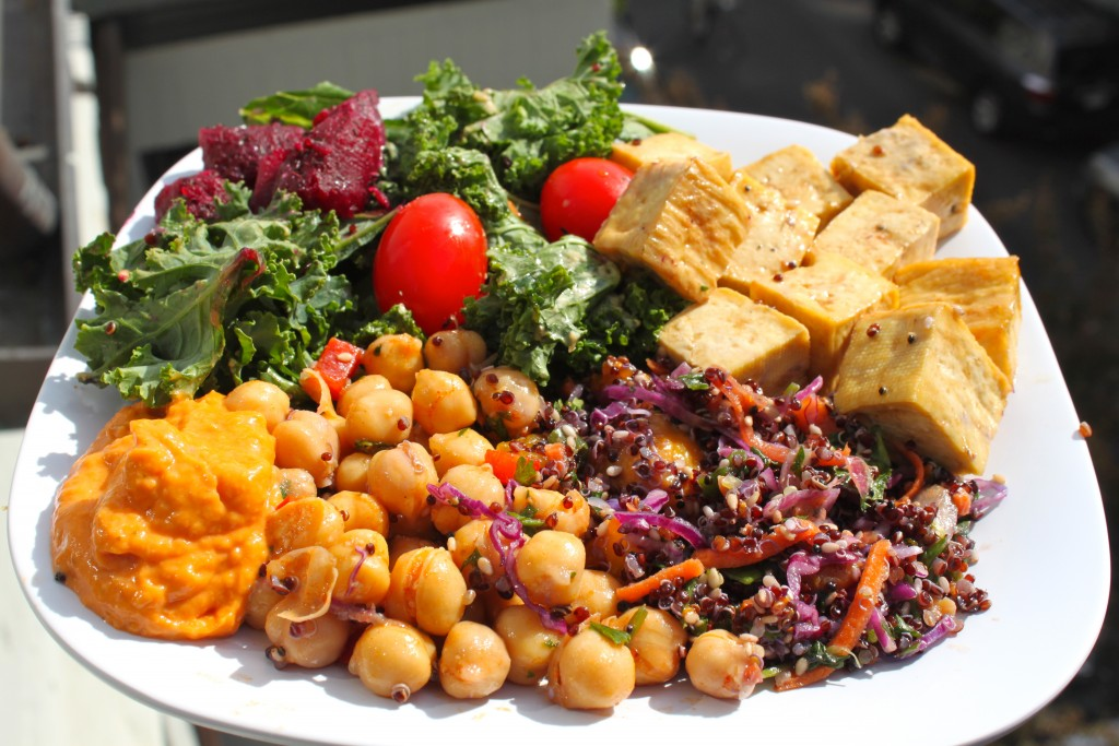 Vegan & Gluten-Free Menue