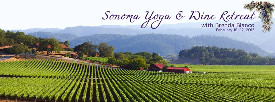 5 Reasons to Join the Sonoma Yoga & Wine Retreat