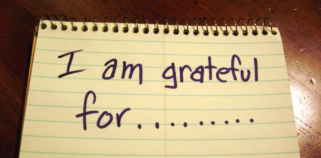 Healing with Gratitude