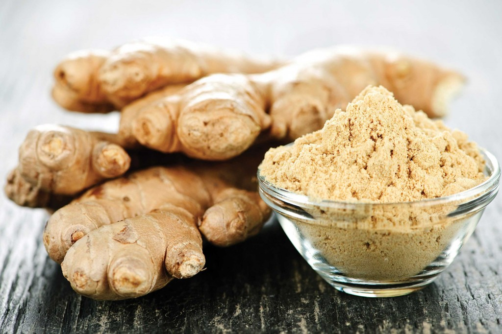 Healing Ginger Root