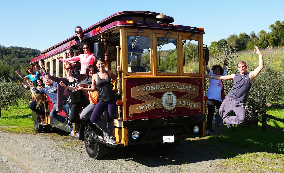 Recap of Sonoma Yoga Retreat